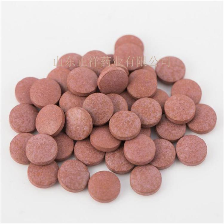 玫瑰胶原蛋白片代加工 果味咀嚼片 片剂贴牌oem 包衣片