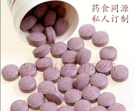 白藜芦醇压片糖果 片剂包衣 各种规格 包装物料 源头厂家 药食同源