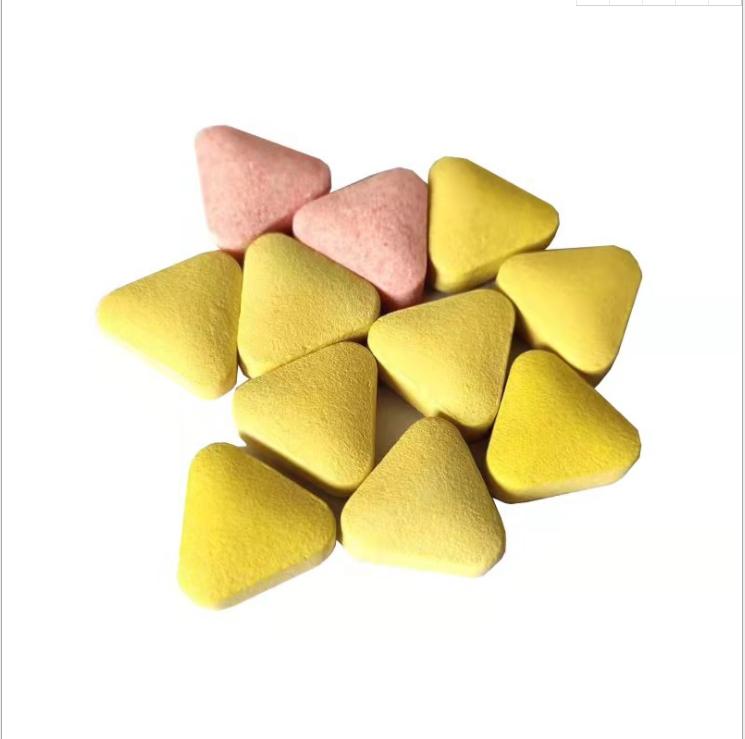 压片糖果代加工 地龙纳豆片 真材实料