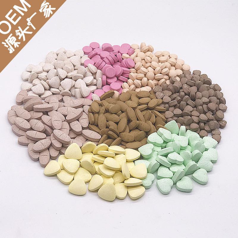 葡萄籽片剂加工 葡萄籽压片糖果贴牌OEM 片剂加工源头厂家
