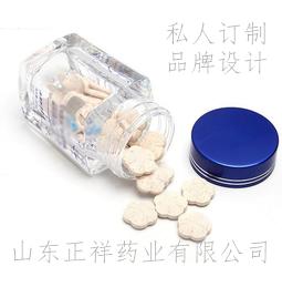 牡蛎肽压片糖果 片剂包衣 源头厂家 药食同源 私人订制 来料加工